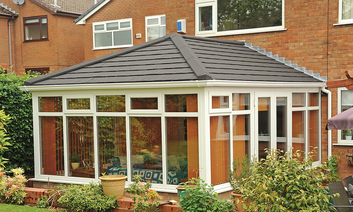 Timber Tiled Roofs In Leicester Kettell Windows