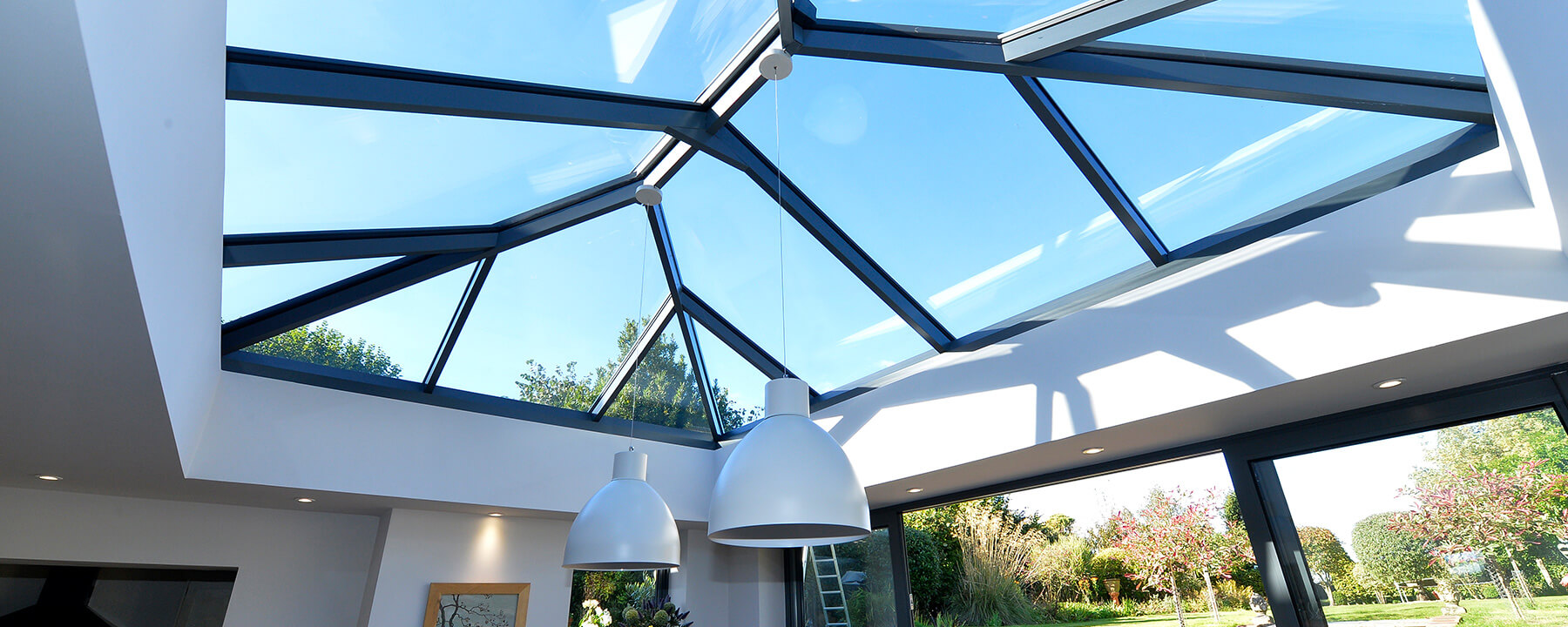 Roof Lanterns In Leicestershire Kettell Windows