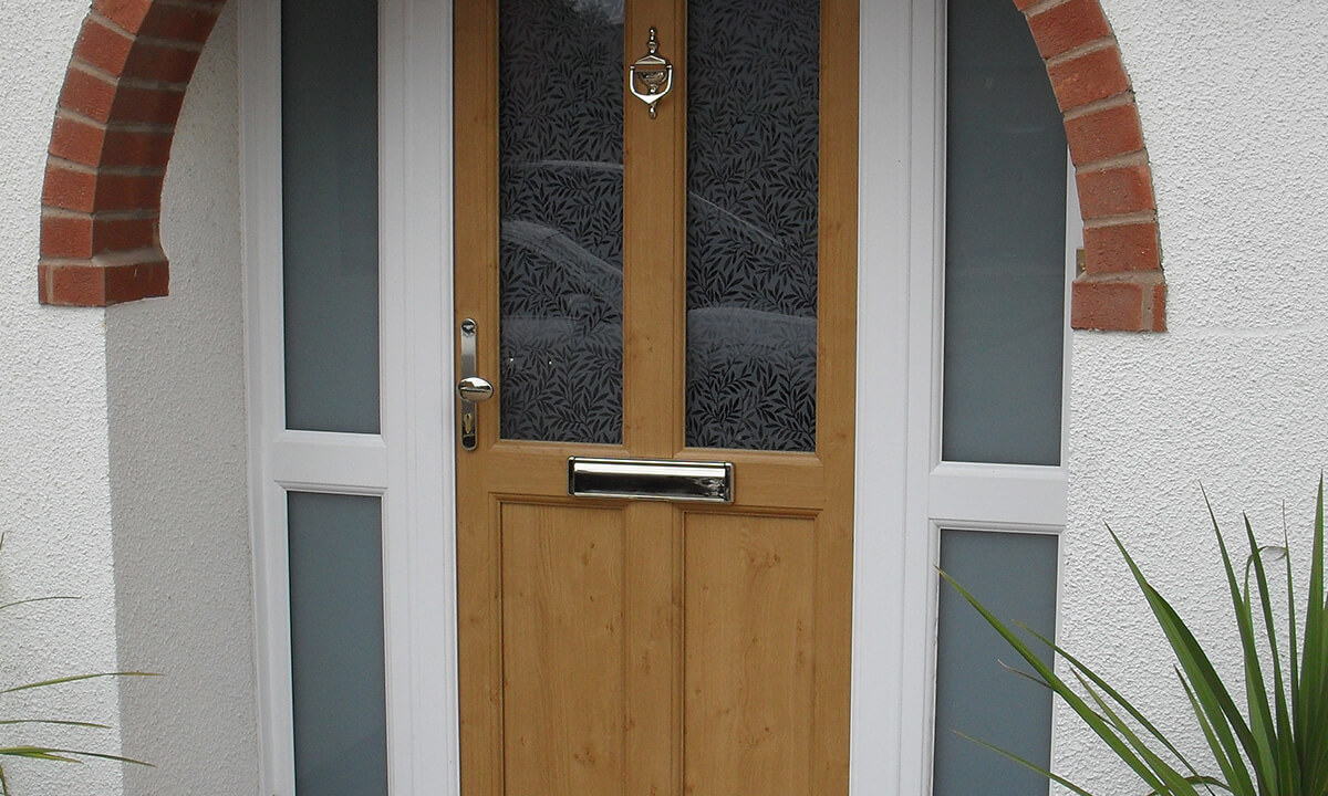 Stylish Composite Upvc Amp Wood Effect Front Doors