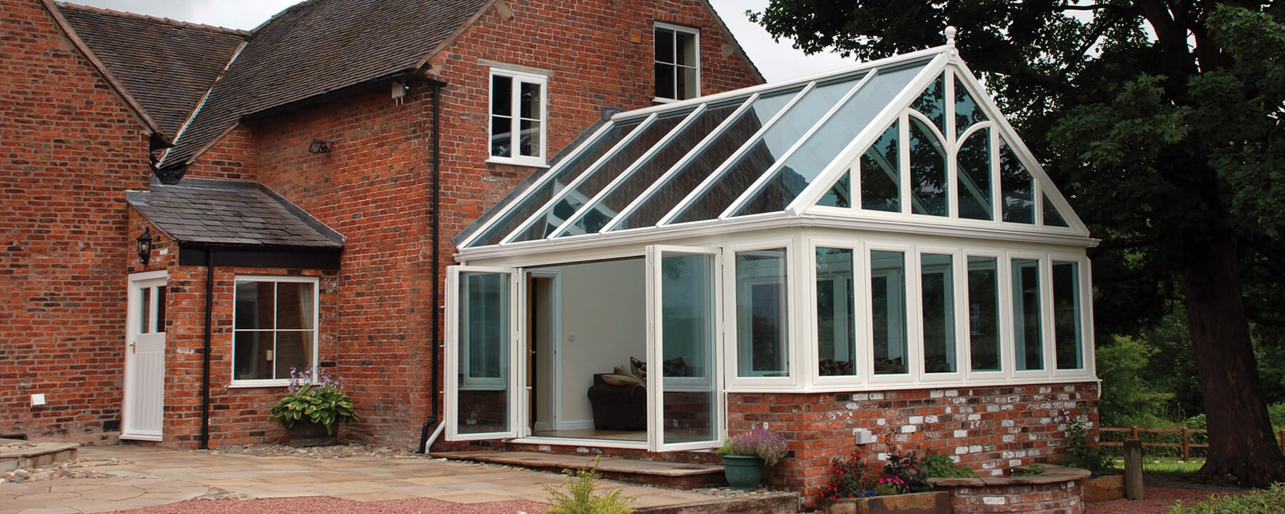 Gable Conservatories In Leicester Kettell Windows