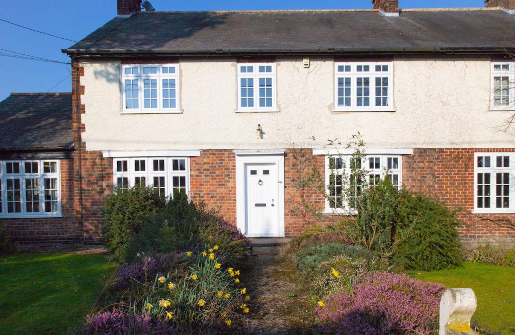 Full uPVC house in Ragdale, Leicestershire